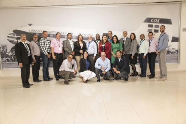 Funcionarios del IDAC se capacitan en programa Continuidad de Negocios.