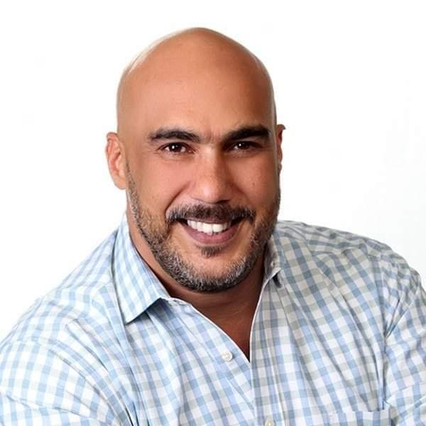 Dirigente Homero González es el candidato a diputado por la circunscripción número 1 del Distrito Nacional.