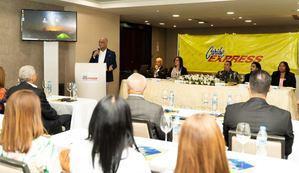 Carlos Valenzuela, vicepresidente ejecutivo de Agente de Cambio y Remesas Caribe Express y Agente de Cambio La Nacional.