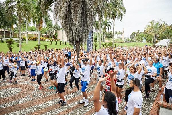 Una carrera por el Día Mundial de la Diabetes