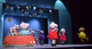 Peppa Pig regresa a Santo Domingo gracias Milex Kinder Gold