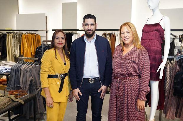 Mango inaugura nuevo local en Ágora Mall