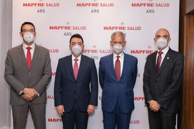 José María Romero, Andrés Mejía, José Luis Alonso y Artistóbulo Bausela.