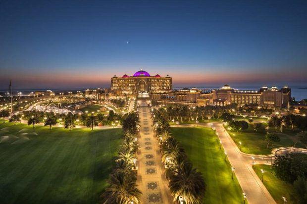Emirates Place: así es el interior del hotel más caro del mundo
