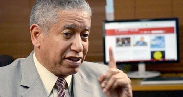 Vicepresidente del Partido Revolucionario Dominicano, Héctor Guzmán.