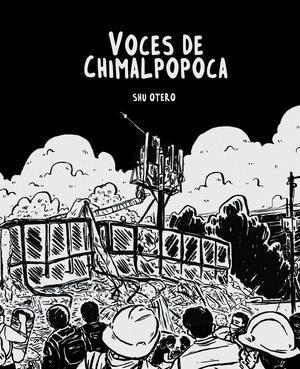 Foto facilitada de una ilustración del cómic 'Voces de Chimalpopoca' del ilustrador Shu Otero.