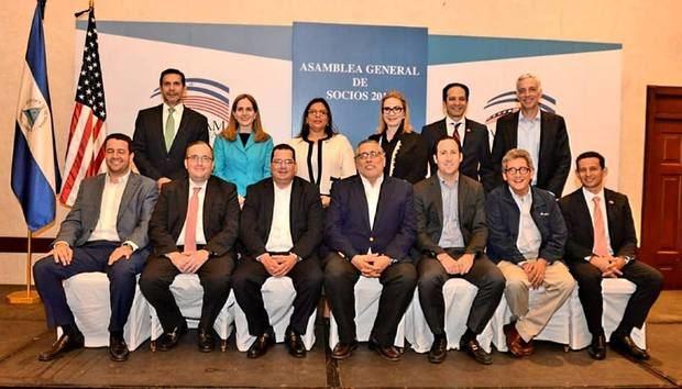 Representante de exportadores asume presidencia de Amcham Nicaragua