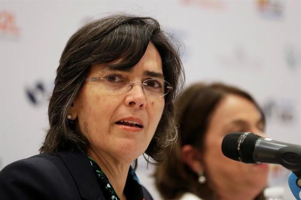 Verónica Zavala, representante del Banco Interamericano de Desarrollo (BID).