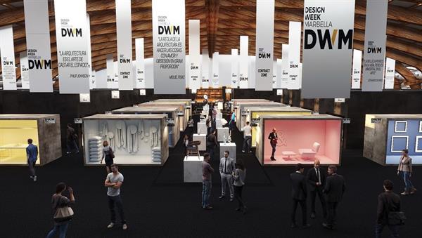 Design Week Marbella: un evento internacional que celebra su primera edición