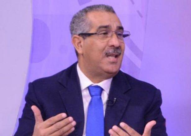 Doctor Carlos Sánchez, secretario General de la Alianza por la Democracia (APD).