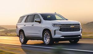 Nueva Chevrolet Tahoe 2021.