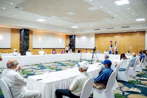 Mesa de Diálogo.