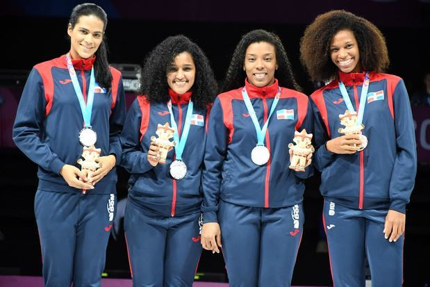 Selección femenina de esgrima viaja a varios eventos en Europa