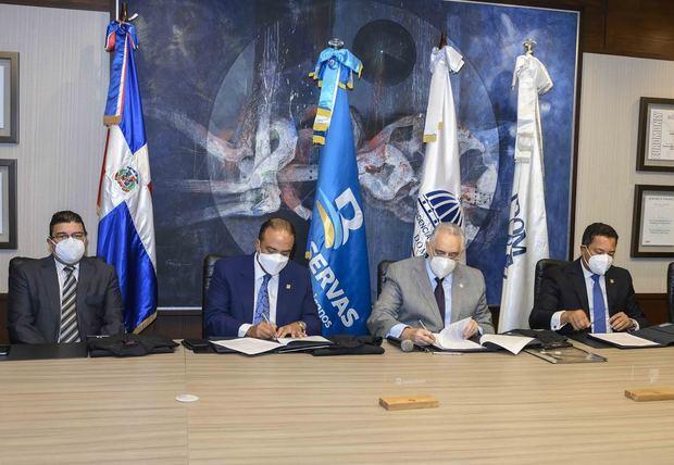 Banreservas acuerda respaldo económico a LIDOM por ocho temporadas