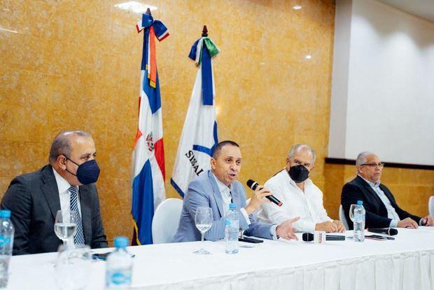Sisalril y Senasa dialogan con sindicalistas de la región norte inserción a la Seguridad Social