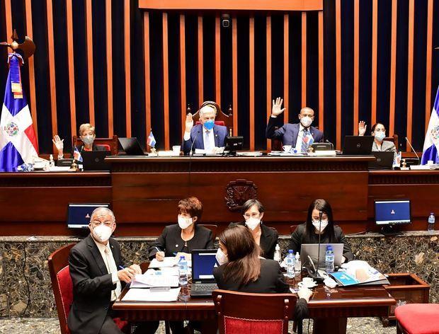 El Senado de la República escoge los nuevos miembros de JCE para el período 2020-2024