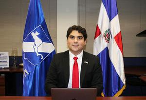 Hostos Rizik, director por República Dominicana del BCIE.