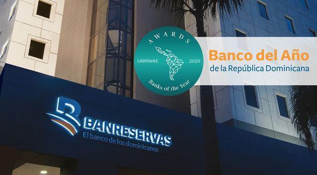 Premio a Banreservas del Global Finance safest bank.