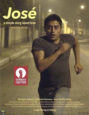 Afiche película 'José'