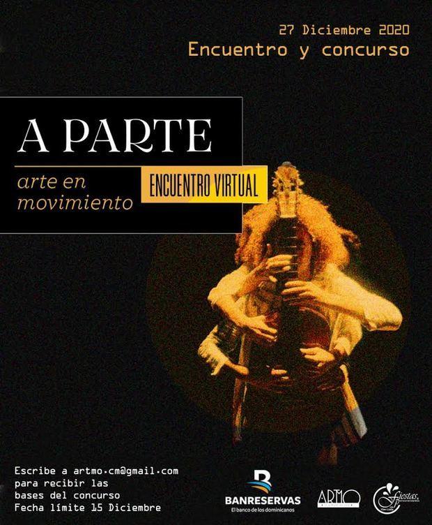 """Arte del evento """"A parte""""."""