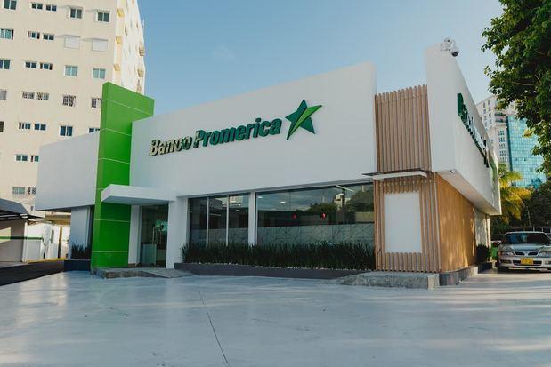 Banco Promerica inaugura sucursal en la 27 de Febrero, El Vergel