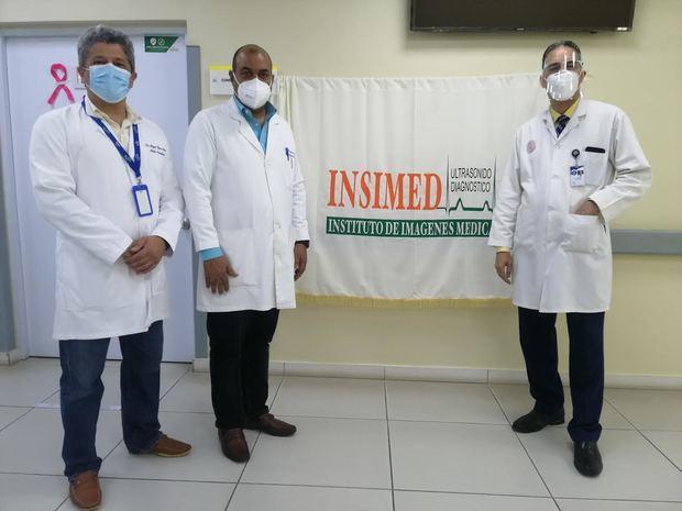 Moscoso Puello realiza jornada de prevención de cáncer de próstata.