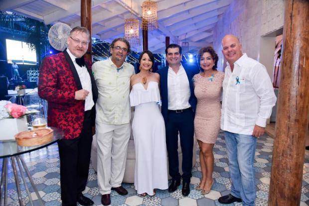Playa Dorada Caribbean Cigar Night celebró por todo lo alto su décima versión