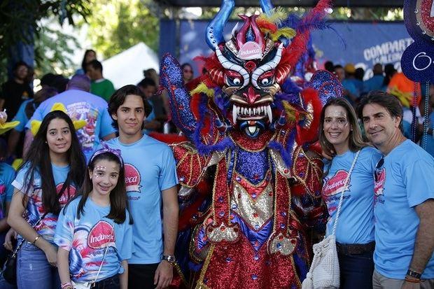 ADN anuncia el carnaval Santo Domingo el domingo 24 de febrero