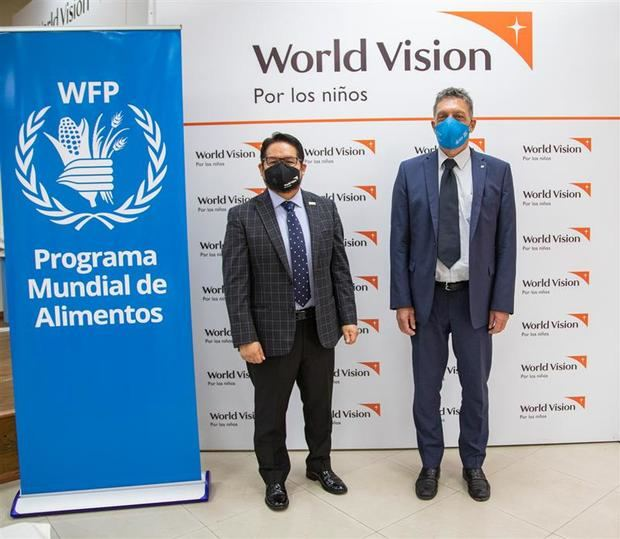 World Vision y el Programa Mundial de Alimentos pactan dar respuesta en emergencias