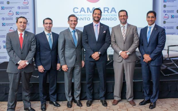Roberto Millán, Jorge Rodríguez, Frank Álvarez, Juan Ernesto Jiménez, Manuel Luna y Edward Baldera.