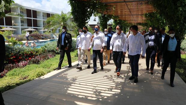 Presidente Abinader viaja este fin de semana a Punta Cana y San Pedro de Macorís