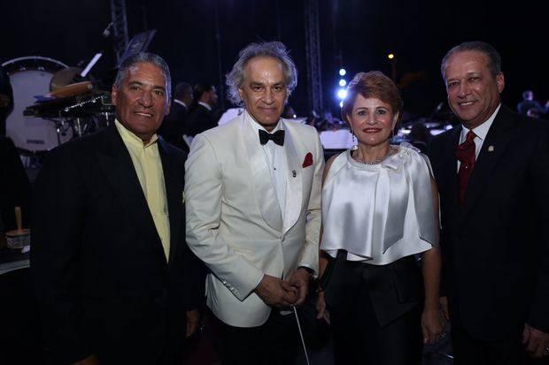 Congreso Nacional y Patronato del Centro de los Héroes ofrecen concierto de gala con la OSN