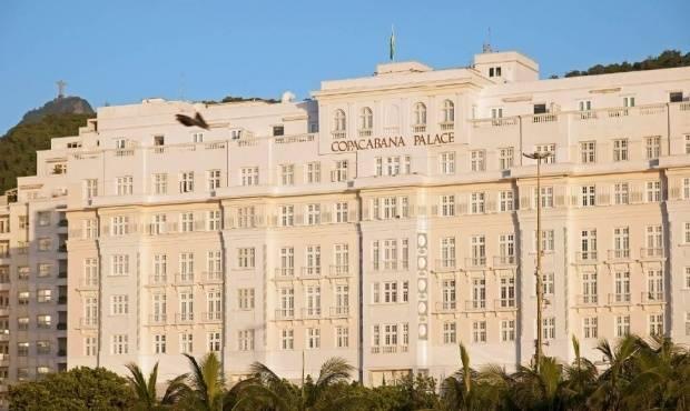 Belmond Copacabana Palace, un ícono de Rio de Janeiro