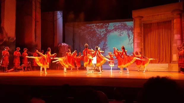 La Bayadera, ballet que hace la diferencia en la danza de 2017