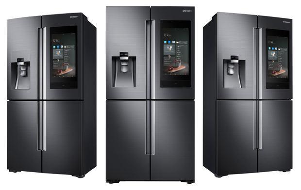 Samsung presenta nueva generación de refrigeradores en CES 2018