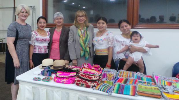 Embajada de Ecuador celebra Fiesta de Inti Raymi 2018