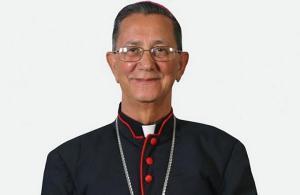 Monseñor Fabio Mamerto Rivas Santos