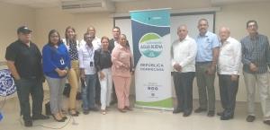 Cámara de Pto Plata presenta informe del primer año de ejecución del programa 'Cultivando Agua Buena'