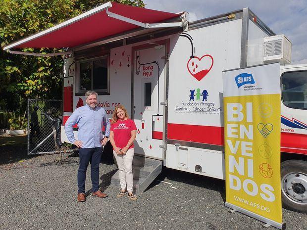 AFS Intercultural realiza jornada de donación de sangre