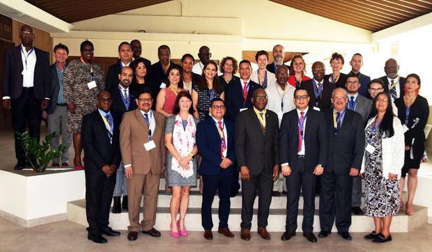 El Consejo Económico y Social participa en encuentro regional en Curazao.