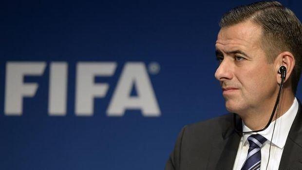 Exdirector financiero de FIFA, Markus Kuttner.