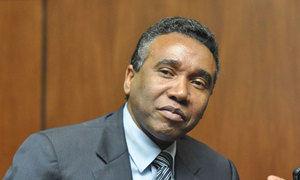 El senador Félix Bautista es acusado de corrupción.