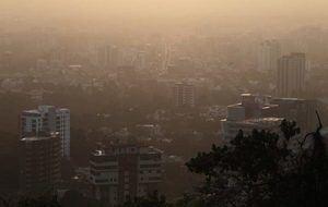 El cambio climático puede estar detrás de la mayor tormenta de polvo del Sahara.