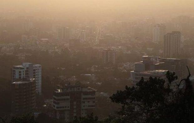 El cambio climático puede estar detrás de la mayor tormenta de polvo del Sahara