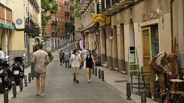 Madrid entra con el resto del país en la 'nueva normalidad'