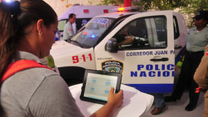 Instalación de 911 en Santiago creará dos mil empleos.