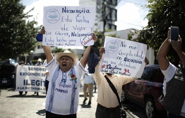 EE.UU. presiona a Nicaragua en la OEA para que reforme su sistema electoral