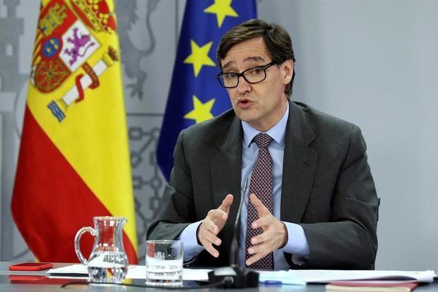 Gobierno español niega una segunda ola generalizada de coronavirus