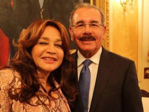 Rebeca Ortíz llama a mantener apoyo a Danilo Medina
