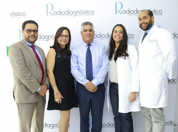 Radiodiagnóstico se establece en Puerto Plata